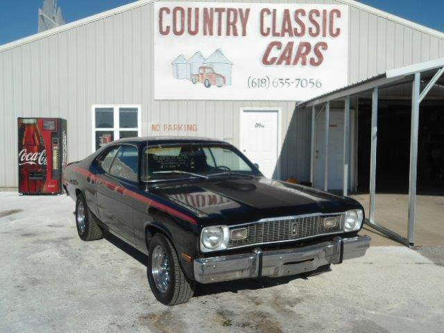 used 1974 plymouth duster for sale. Black Bedroom Furniture Sets. Home Design Ideas