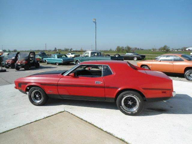 Used 1973 Ford Mustang For Sale Carsforsale Com