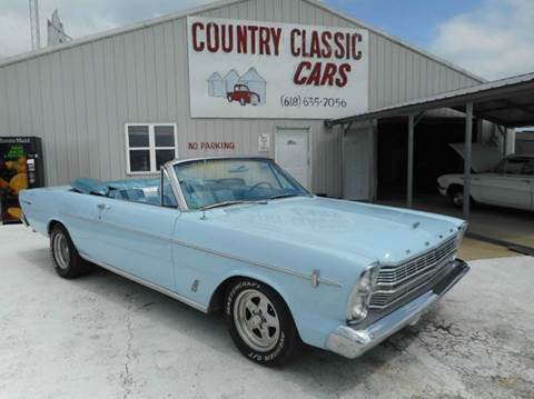1966 Ford Galaxie for sale in Staunton, IL