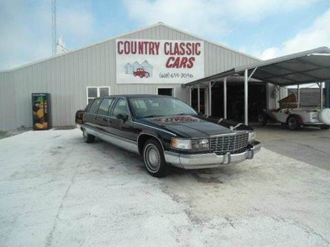 1994 Cadillac Sixty Special for sale in Staunton, IL