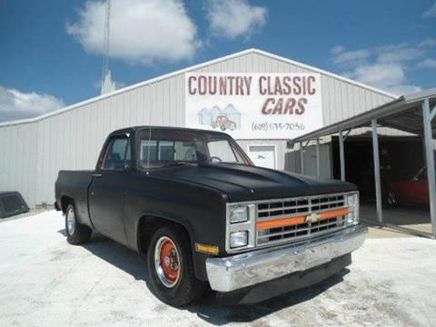 1983 Chevrolet C/K 10 Series for sale in Staunton, IL