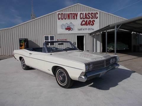 1968 Ford Galaxie for sale in Staunton, IL