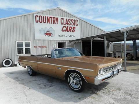 1969 Plymouth Fury for sale in Staunton, IL