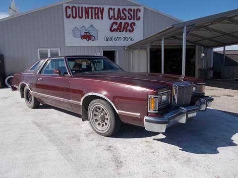1979 Mercury Cougar for sale in Staunton, IL