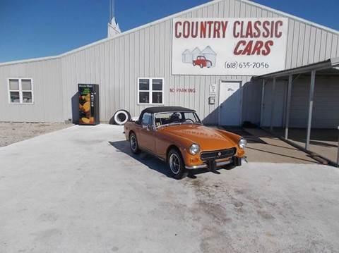 1974 MG Midget for sale in Staunton, IL