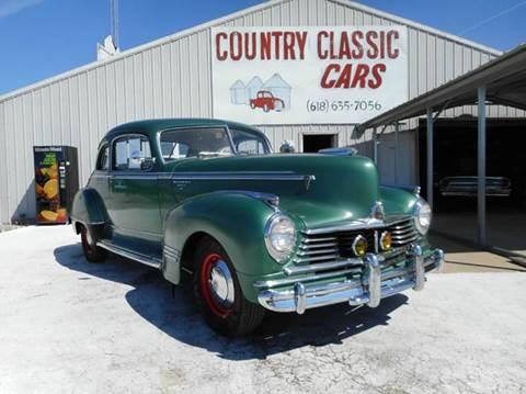 1946 Hudson Commadore