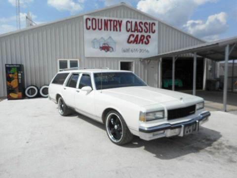 1987 Chevrolet Caprice for sale in Staunton, IL