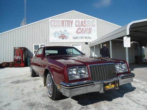 1983 Buick Estate Wagon for sale in Staunton, IL