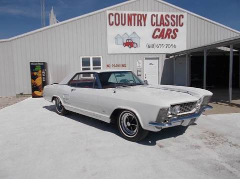 1964 Buick Riviera for sale in Staunton, IL