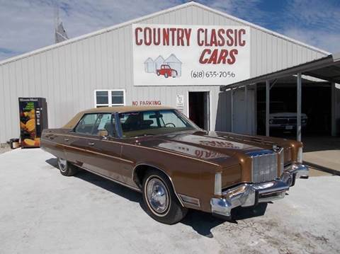 1978 Chrysler New Yorker for sale in Staunton, IL