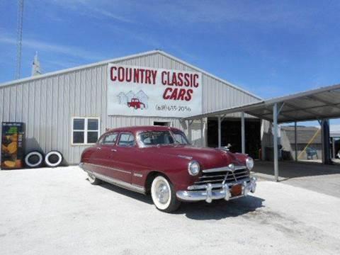 1950 Hudson Comadore