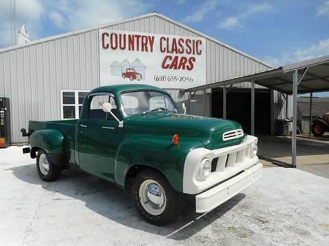 1957 Studebaker Transtar for sale in Staunton, IL