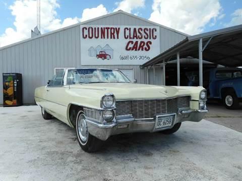 1965 Cadillac DeVille for sale in Staunton, IL