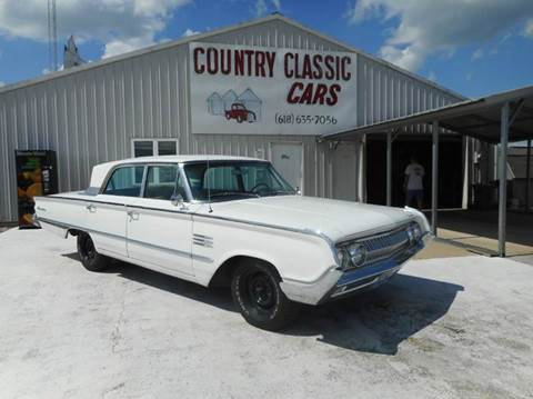 1964 Mercury Montclair for sale in Staunton, IL