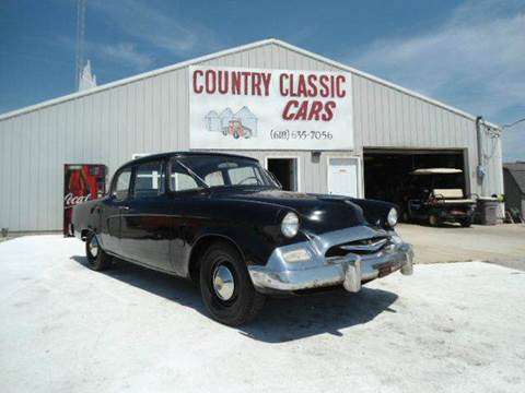 1955 Studebaker Champiion for sale in Staunton, IL
