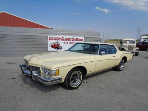 1973 Buick Riviera for sale in Staunton, IL