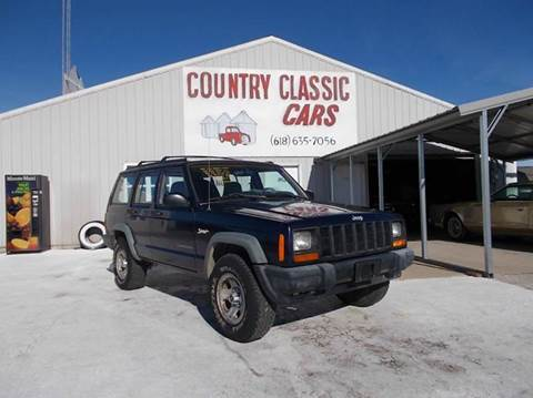 1998 Jeep Cherokee for sale in Staunton, IL
