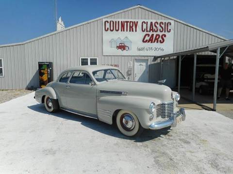 1941 Cadillac Series 62 for sale in Staunton, IL