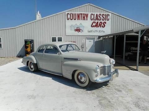 1941 Cadillac Series 62 for sale in Staunton, IL