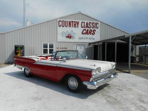 Ford galaxie for sale for Trophy motors new braunfels texas