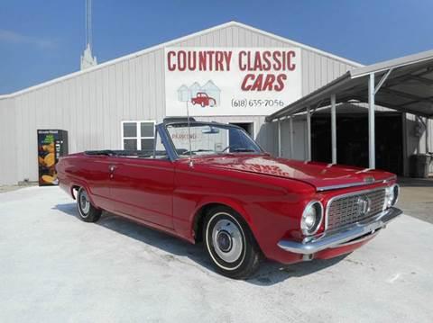 1963 Plymouth Valiant for sale in Staunton, IL