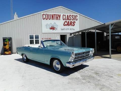 1966 Ford Fairlane for sale in Staunton, IL