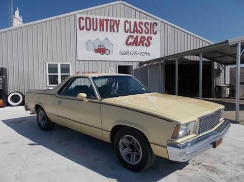 1979 GMC Caballero for sale in Staunton, IL