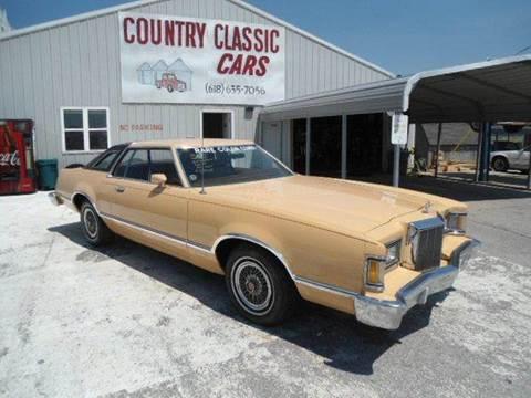 1978 Mercury Cougar For Sale  Carsforsalecom