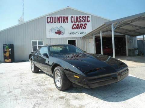 1987 Pontiac Firebird for sale in Staunton, IL