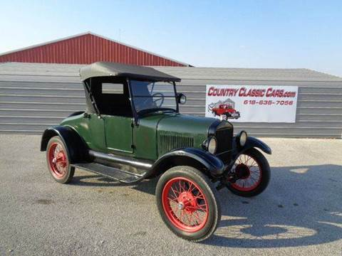 1926 Ford Model T for sale in Staunton, IL