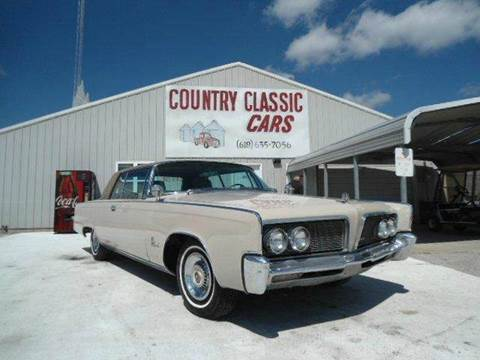 1964 Chrysler Imperial for sale in Staunton, IL