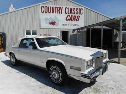 1985 Cadillac Eldorado for sale in Staunton, IL