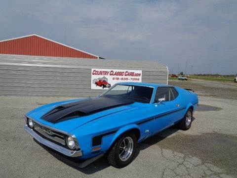 1971 Ford Mustang for sale in Staunton, IL