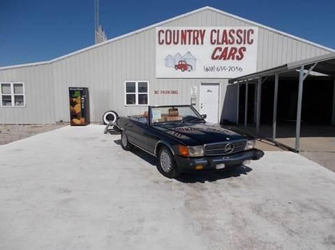 1983 Mercedes-Benz 380-Class for sale in Staunton, IL