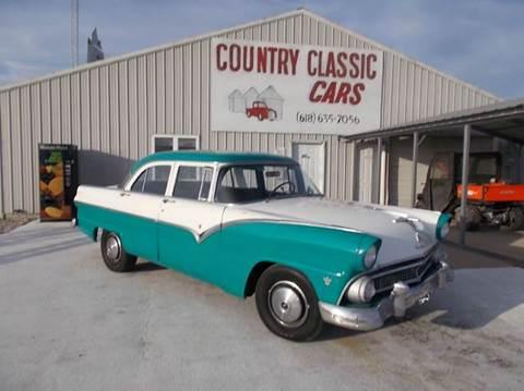 1955 Ford Fairlane For Sale Athens GA  Carsforsalecom
