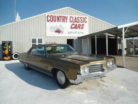 1969 Oldsmobile Ninety-Eight for sale in Staunton, IL