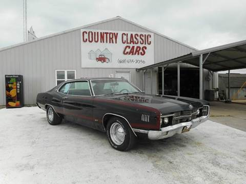 1969 Ford Galaxie for sale in Staunton, IL