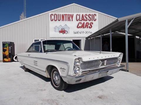 1966 Plymouth Sport Fury for sale in Staunton, IL