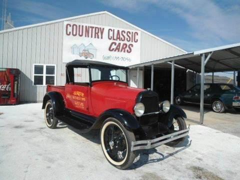 1929 Ford Model A for sale in Staunton, IL