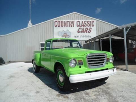 1960 Studebaker Champ for sale in Staunton, IL