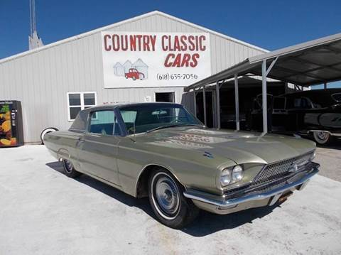1966 Ford Thunderbird for sale in Staunton, IL