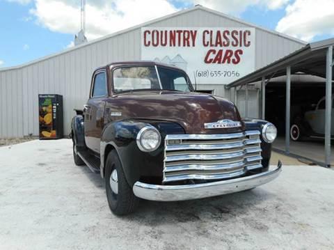 1951 Chevrolet C/K 20 Series for sale in Staunton, IL