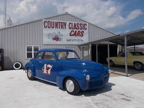 1941 Studebaker Champion for sale in Staunton, IL
