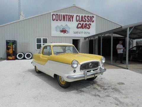 1961 Nash Metropolitan for sale in Staunton, IL