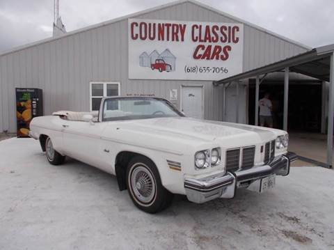 1975 Oldsmobile Delta Eighty-Eight Royale for sale in Staunton, IL