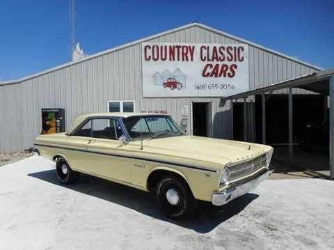 1965 Plymouth Belvedere for sale in Staunton, IL