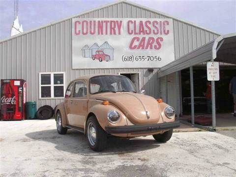 1974 Volkswagen Beetle for sale in Staunton, IL
