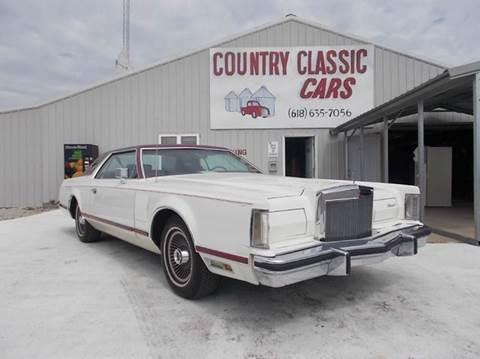 1977 Lincoln Mark V for sale in Staunton, IL
