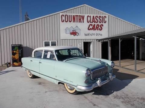 1952 Nash Statesman for sale in Staunton, IL