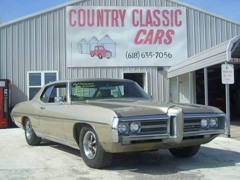 1969 Pontiac Bonneville for sale in Staunton, IL